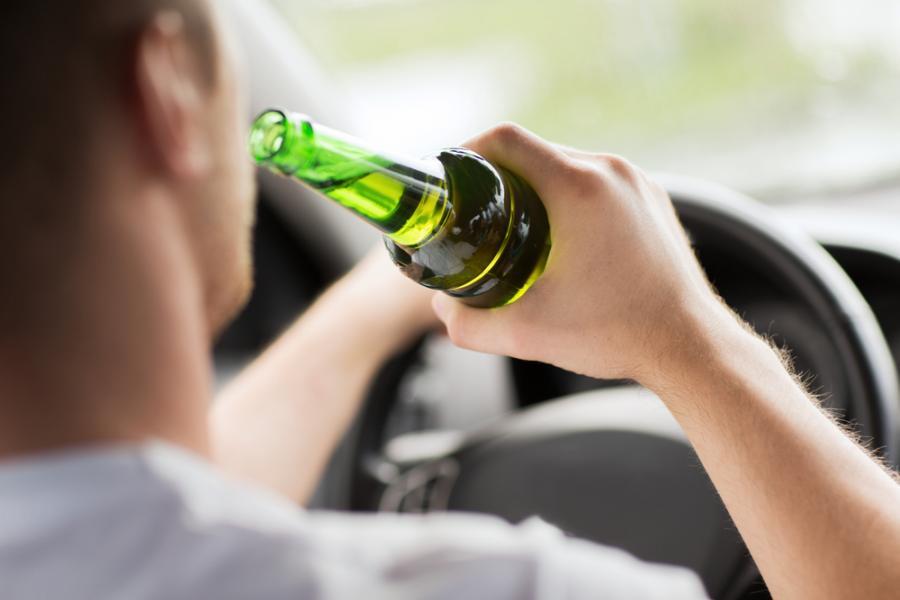 Jazda po alkoholu, a wypadek